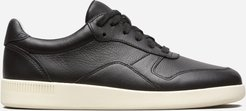 Court Sneaker by Everlane in Black, Size W7M5