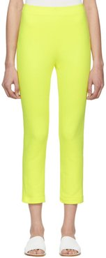 Yellow Cigarette Lounge Pants