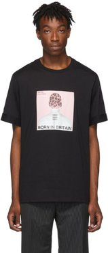 Black and Pink Album Cover T-Shirt