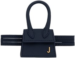 Navy Le Chiquiti Pouch