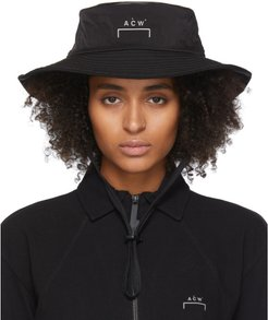 A-COLD-WALL* Black Bucket Hat
