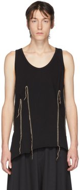 Black Darts Tank Top