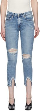 Blue Ithan Skinny Jeans