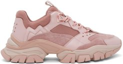 Pink Leave No Trace Sneakers
