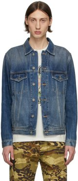 Blue Denim Address Classic Fit Jacket