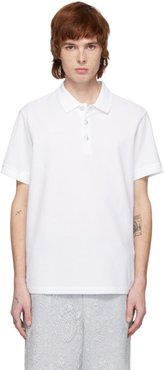 White Goldman Polo