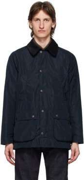 Navy Bedale Tech Casual Jacket