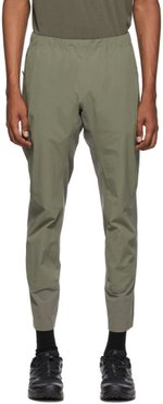 Taupe Secant Comp Trousers