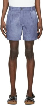 Navy Le Short Tennis Shorts