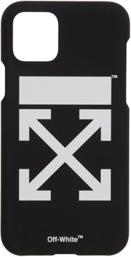 SSENSE Exclusive Black and White Arrows iPhone 11 Pro Case