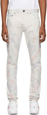White The Cast 2 Jeans
