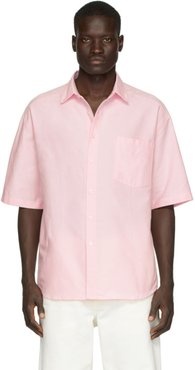 Pink The Simple Oxford Shirt