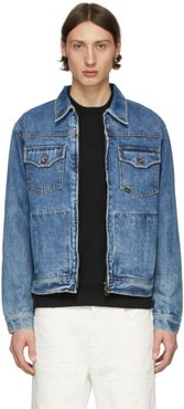 Blue Crust Denim Jacket