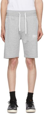 Grey French Terry Light Shorts
