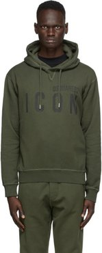 Green Icon Hoodie