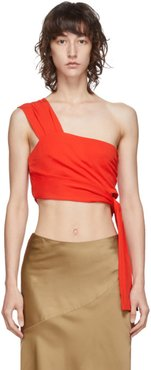 Red Bandage Top
