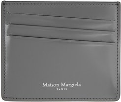 Grey and Black Classic Card Holder