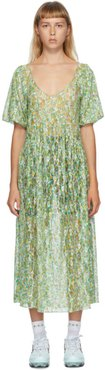 Green Princess Mariposa Dress