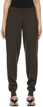 Green Cashmere Hotoveli Lounge Pants