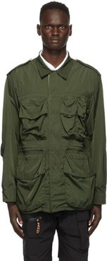 Green Thornham Jacket