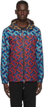 Blue and Red ECONYL® Ainthorpe Jacket