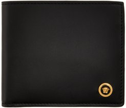 Black Icon Bifold Wallet