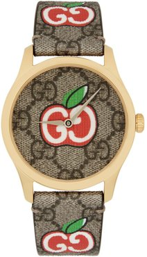 Gold Chinese Valentines Day G-Timeless Watch
