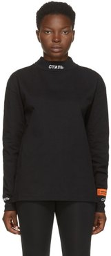 Black Style Long Sleeve T-Shirt