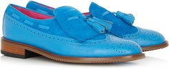 Eleanor Electric Blue Loafer