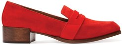 The Thelma Loafer In Flame