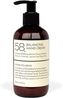 Hydrating Hand Cream With Extracts Of Coriander Seed & Green Mandarin 250 Ml