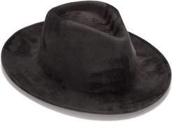 Dark Grey Fedora