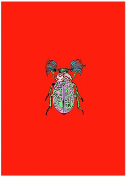 The Love Bug Limited Edition Print