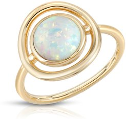 Eclipse Ring Opal