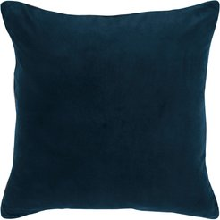 Andorra Large Square Cushion Cover Navy