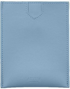 Passport Holder Sky Blue