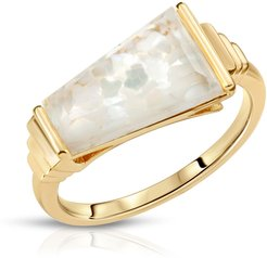 Delano Ring- Mother Of Pearl