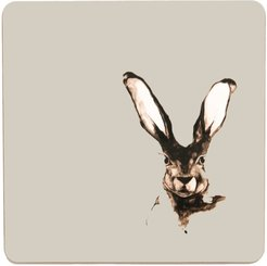 Jackrabbit Placemats Dusted Stone