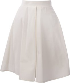 Leia A Line Cotton Skirt