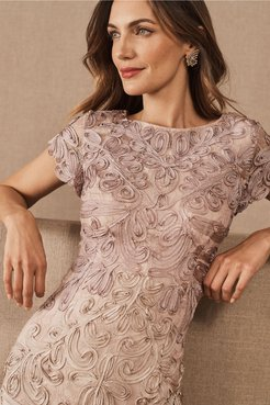 Js Collection Santiago Dress In Pink/sand - Size: 8 - at BHLDN