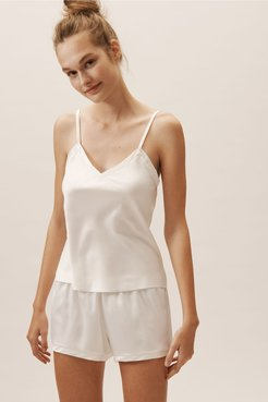 BHLDN's Rya Collection Heavenly Cami in Ivory