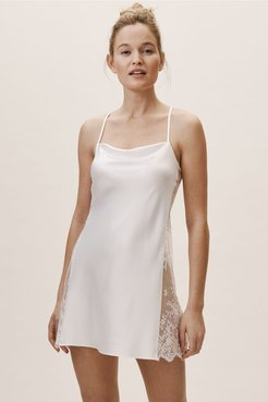 BHLDN's Rya Collection Darling Chemise in Ivory