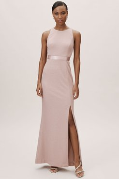 Idris Dress In Whipped Apricot - Size: 18 - at BHLDN
