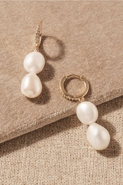 Callie Earrings In Gold - Size: One Size - at BHLDN