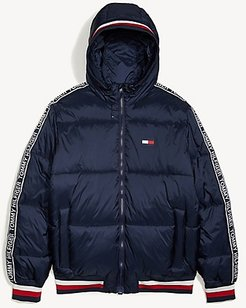 Adaptive Icon Hooded Puffer Sky Captain - XL