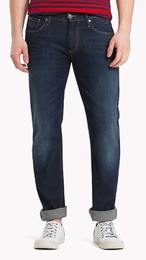 Deep Indigo Straight Fit Jean Dark Comfort - 38/34