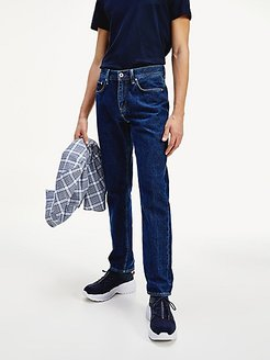 Regular Fit Recycled Cotton Jean Pharr Blue - 32/32