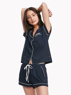 Sleep Set Navy Blazer - XL