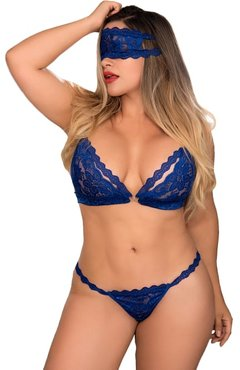 Plus Size Exotic Lingerie Set