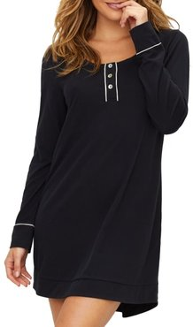 Haedy Knit Sleep Shirt
